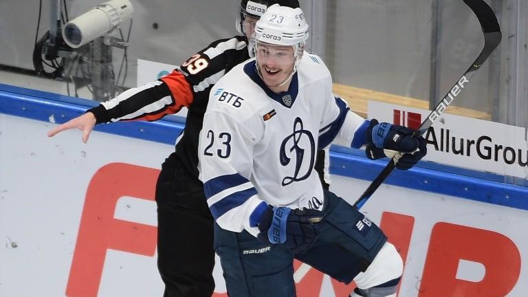 """Maskavas """"Dynamo"""" galotnē izglābjas, Nursultanā izcīnot pirmo uzvaru sezonā"""