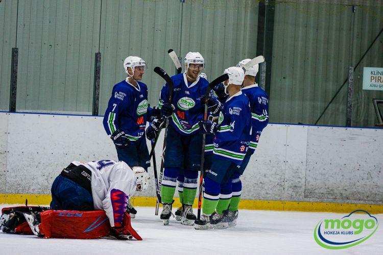 OHL vienīgajā spēlē ''Mogo/LSPA'' otrais duelis sezonā pret HS ''Rīga''