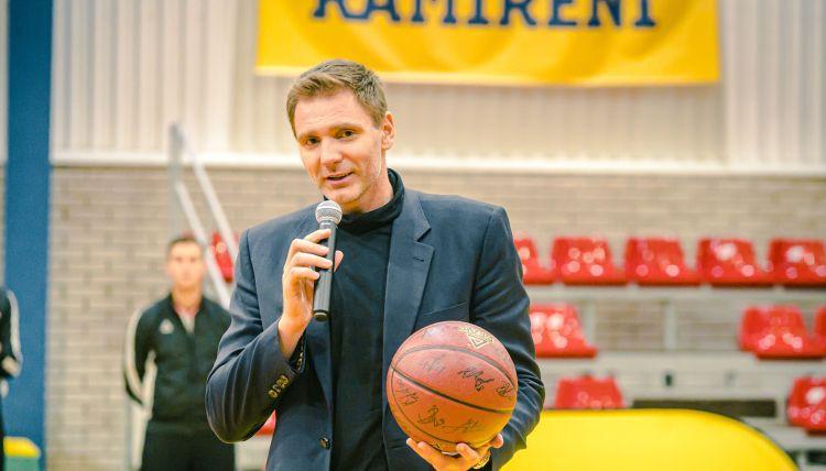 Uz laiku pārtrauc Latvijas kausa izcīņu basketbolā, 16. oktobra spēles pārceltas