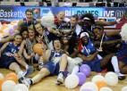 Foto: Francija kļūst par Eiropas čempionēm