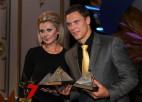 """Foto: """"Gada balvas sportā 2012"""" ieguvēji noskaidroti"""