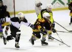 Foto: Ogrē cīnās par Placēna kausu hokejā