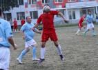 Foto: Ogres futbola čempionātā aizvadīta 8.kārta