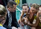 Ukraiņu treneris tiesnešus nevaino