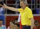 """Spānijas treneris: """"Latvija kļuvusi spēcīgāka, būs grūti"""""""