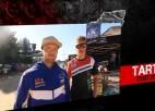 Video: Tanels Leoks un Augusts Justs aicina uz Superkausa posmu Tartu