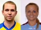Sporta Punkts spēlētāji janvārī – Voitiņa un Lastovskis