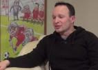 """Video: SA+ hokejs: Kā olimpiskā pauze ietekmēs """"Dinamo"""" sniegumu?"""