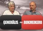Video: Ģenerālis un Bukmeikers par LBL komandām, lielo dueli