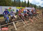 """Vairāk nekā 100 sportisti uz starta """"Superkauss"""" posmā Kandavā"""
