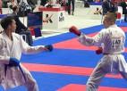 Karatists Kalniņš iekļuvis Eiropas čempionāta finālā