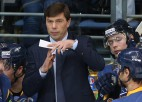 """Kudašovs iegūst """"Dynamo"""" galvenā trenera amatu, uz ko kandidēja arī Znaroks"""