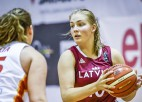 Meldere neapturama uzbrukumā, Latvija pārliecinoši uzvar Vāciju