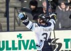 """Tralmakam rezultatīva piespēle, """"Bruins"""" nodrošina divīzijas čempiones titulu"""