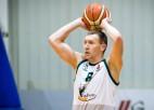 """Strēlnieks sezonu sāk ar 16+18, """"Jēkabpils"""" mostas otrajā puslaikā"""