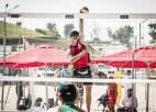 Latvijas vīru dueti Katarā uzsāks pludmales volejbola sezonu