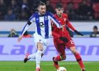 """PSG grasās iegādāties """"Porto"""" rezultatīvo brazīliešu aizsargu Tellisu"""