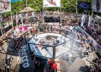 """Rīgā notiks cīņu turnīrs """"Ghetto Fight 2020"""""""