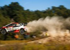 WRC sezona beigsies priekšlaicīgi, čempions – Evanss?