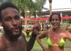 Video: Neimārs apspēlē sievieti un ir lielā sajūsmā