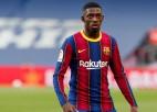 """""""Barcelona"""" turpina maksāt par Dembelē transfēru - """"Borussia"""" saņem vēl piecus miljonus"""