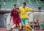 Baltijas derbijs un duelis pret turkiem - Latvijas jaunatnes izlases uzzina pretinieces