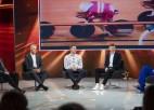 """Dānijā gada balvu sportā iegūst treka riteņbraukšanas """"zelta kvartets"""""""