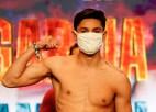 Jaunā boksa zvaigzne Garsija atsauc dalību cīņā mentālās veselības problēmu dēļ