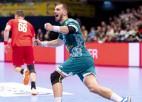 Latvijas konkurentu duelī Baltkrievijas handbolisti uzvar Norvēģijas B izlasi