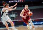 Latvija sagrauj Vāciju ar +21 un cer uz Bulgārijas palīdzību