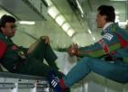 """Džordans: """"Šūmahers pirms F1 debijas man atklāti meloja"""""""