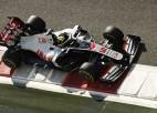 """Šūmahera komandai problēmas ar """"Ferrari"""" dzinēju"""