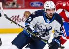 """Haralds Egle paliek tukšā """"Moose"""" uzvarā ar 5:1 AHL spēlē"""