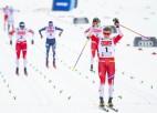 Klēbo aizstāv sprinta titulu, viss pjedestāls norvēģiem