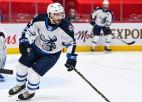 Eglem rezultatīvs panākums AHL, Čukstem trešā uzvara pēc kārtas