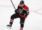 Patriks Keins kļūst par simto spēlētāju NHL vēsturē, kurš karjerā guvis 400 vārtus