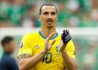 Medijs: Ibrahīmovičs atgriezīsies Zviedrijas izlasē