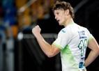 """Zviedrijas un Slovēnijas handbolisti sper platus soļus pretim iekļūšanai """"Euro 2022"""""""