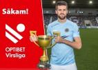 """""""Riga"""" sāks trešā titula aizstāvību ar Virslīgas sezonas atklāšanas spēli Ventspilī"""