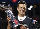 Breidijam NFL rekords arī ārpus laukuma: kartīti pārdod par 2.25 miljoniem