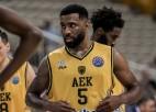 Čempionu līga: AEK sagādā trešo zaudējumu Strasbūrai