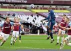 """Trilleris Londonā: """"West Ham"""" izlaiž trīs vārtu pārsvaru pret """"Arsenal"""""""