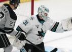 Balcera komandas biedrs Džounss tiek atzīts par NHL nedēļas otro zvaigzni