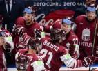 Daugaviņš, Indrašis, Dārziņš un brāļi Rēdlihi – sastāvs pārbaudes spēlēm Slovākijā