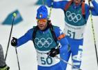 Arī no biatlona pāriet uz slēpošanu