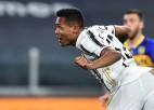 ''Juventus'' aizsargi iesit trīs vārtus; Milānas komandas nespēj uzvarēt