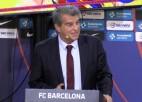 """Barselona nenostājas pret Superlīgu: """"Atteikšanās būtu bijusi vēsturiska kļūda"""""""