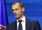 UEFA apsver iespēju paplašināt EČ finālturnīru līdz 32 komandām
