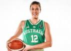 Austrālijas latviete ierodas WNBA un, iespējams, debitēs pret Laksu