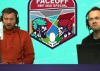 """Video: """"FaceOff"""" par rasolu Latvijas apakšgrupā pasaules čempionātā"""
